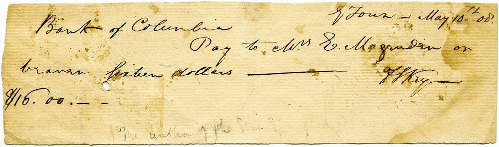 1808 May 10 Francis Scott Key
