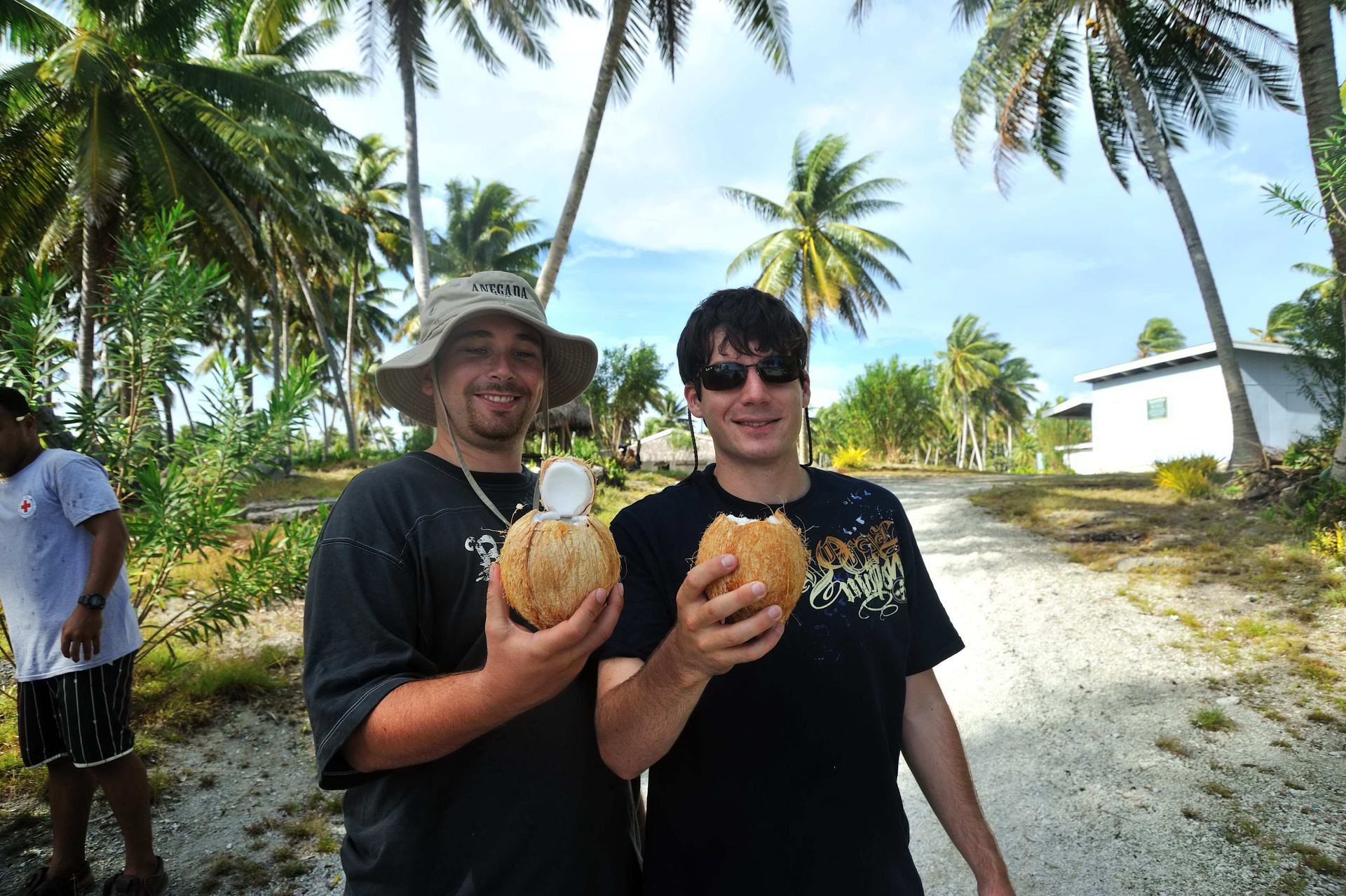 First Coconut