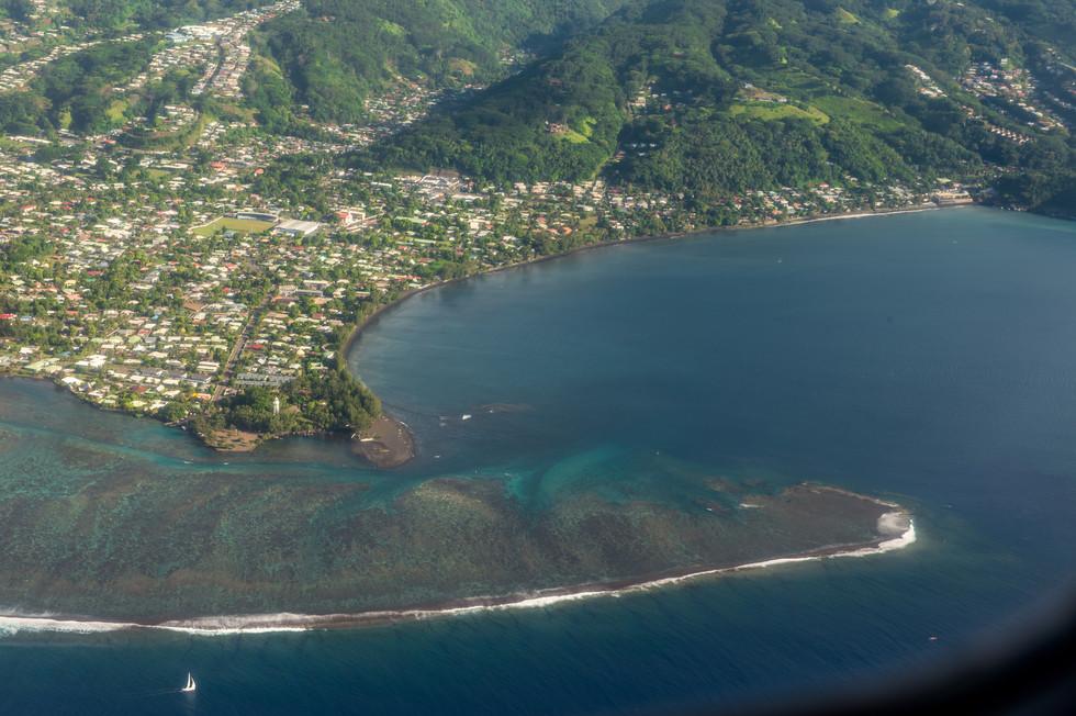 Matavai Bay & Point Venus, Tahiti where the HMS Bounty anchored in 1788..jpg