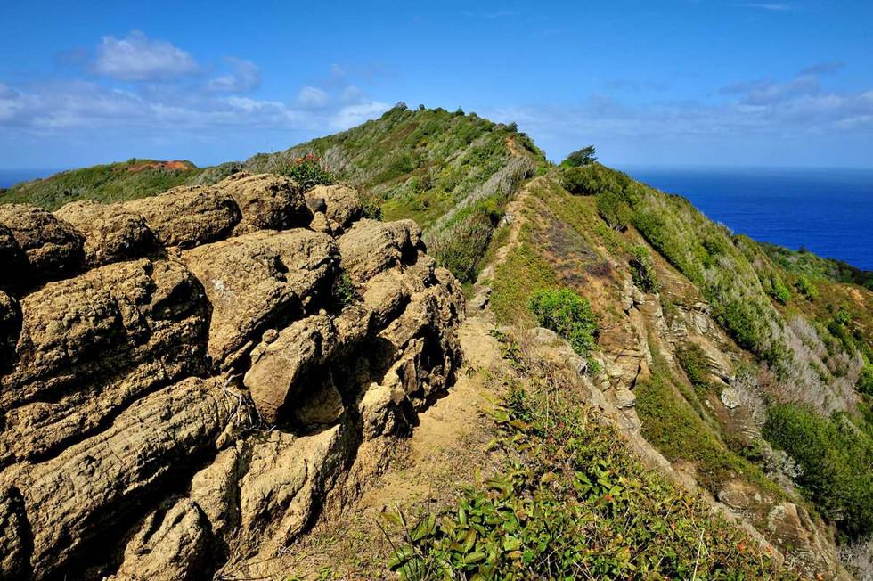 Gannets Ridge