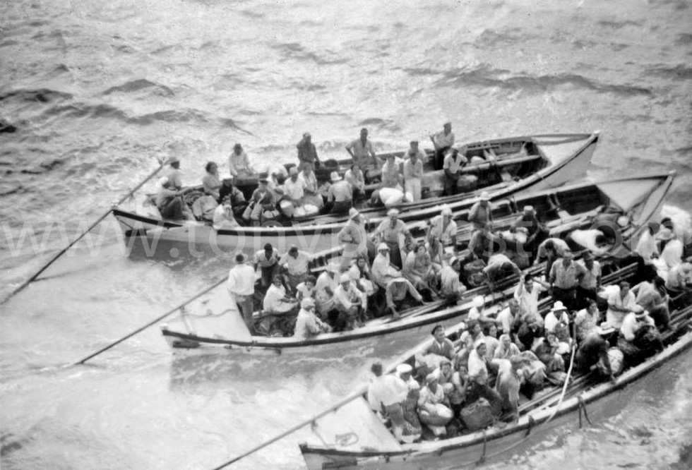1951 March 18 Alongside Rangitato