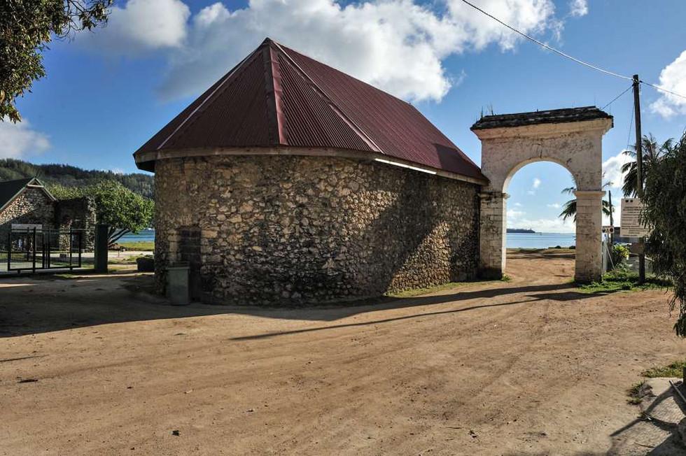 Arches of Rikitea