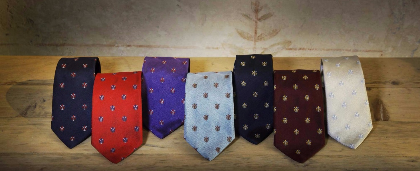 Cravatte artigianali | Firenze | Torre d'arte