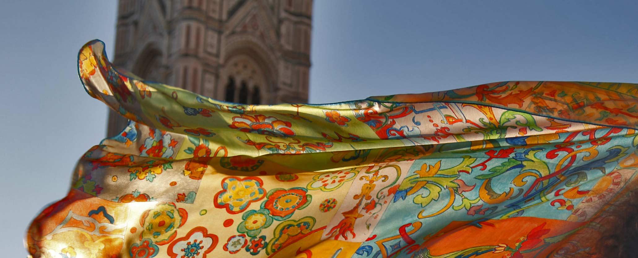 Foulard | Firenze | Torre d'arte
