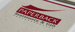 Paperback - Logo, bv, carta lettere