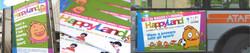 Happyland - Campagna pubblicitaria