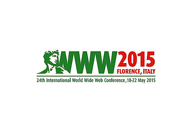WWW 2015 Florence