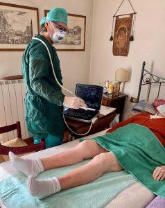 Esami diagnostici strumentali a domicilio durante il Covid-19: MiC è pronto
