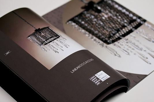 Progetto grafico di Leonia Casaglia
