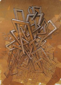 Improvvisazione sul tema dei rottami (2007)