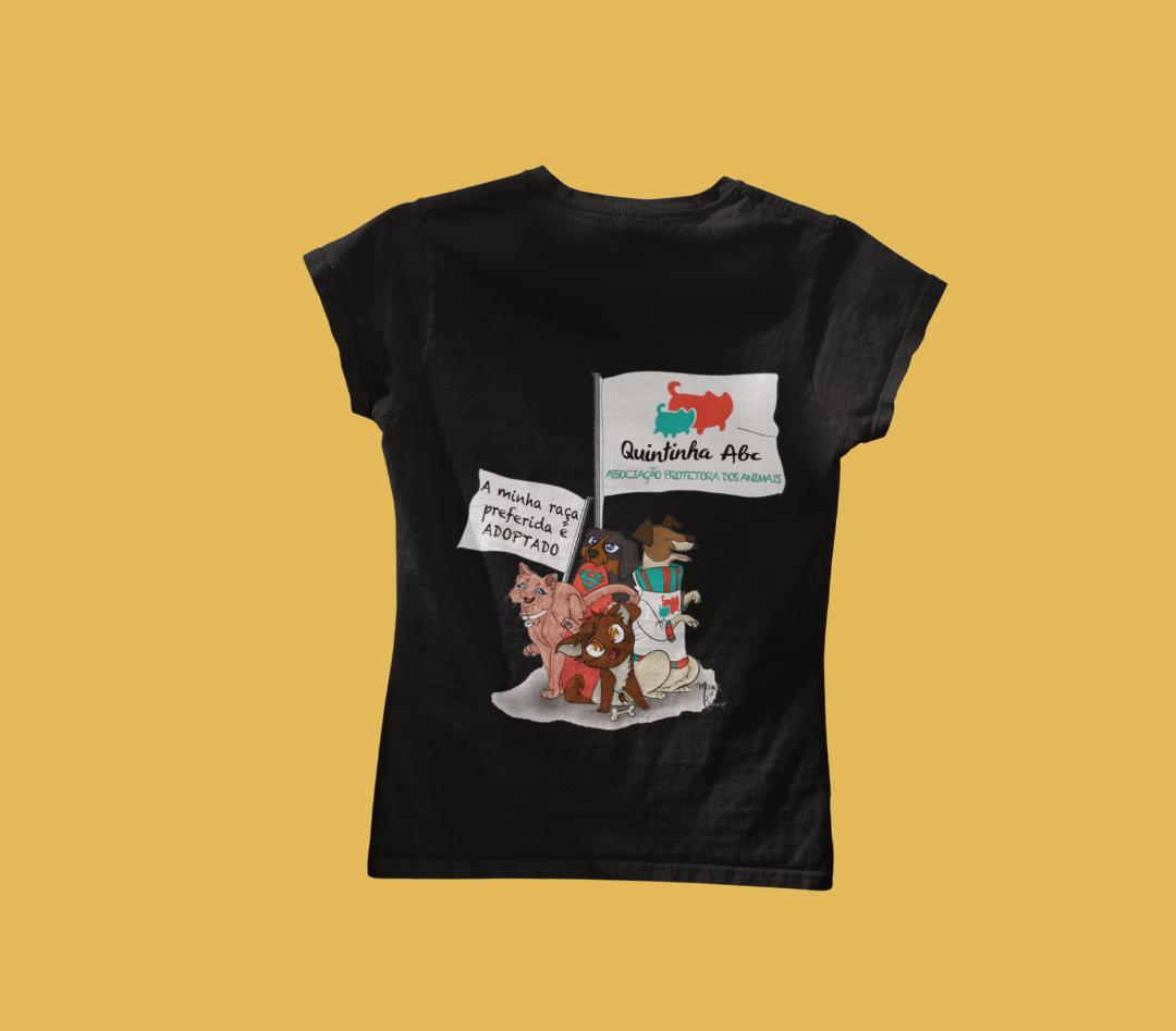 T-shirt Quintinha Abc