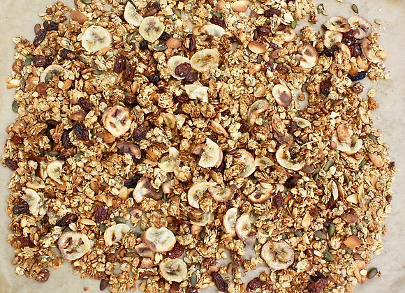 The Granola & Overnight Oats Collection
