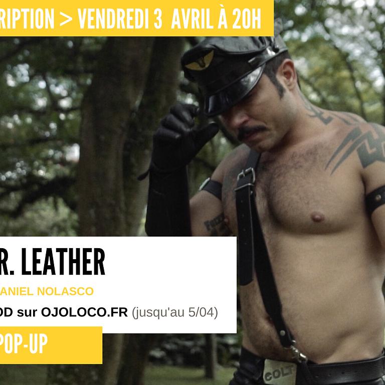 MR. LEATHER - Soirée Ciné-Cuir