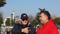 private tour guide istanbul turkey, guia privado estambul turquia kamil guller