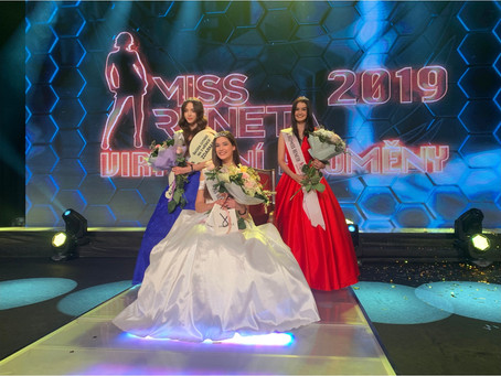 Vítězky MISS RENETA 2019 - Virtuální Proměny