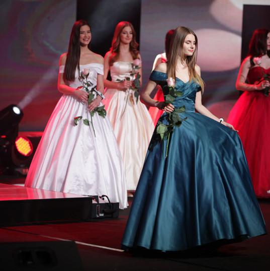 Defilé finalistek - MARIZU FASHION