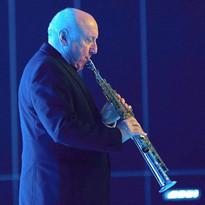 Hudební vystoupení Felixe Slováčka