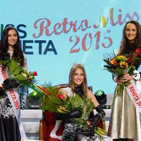 Vítězky Miss Reneta 2015