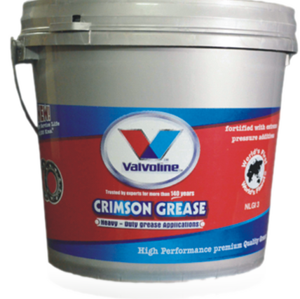 Crimson Grease