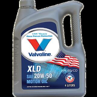 VALVOLINE XLD