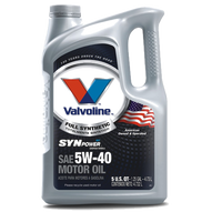 VALVOLINE SYNPOWER MST 5W-40
