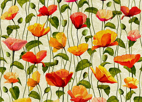 Gorgeous Flower Scrapbooking Pages