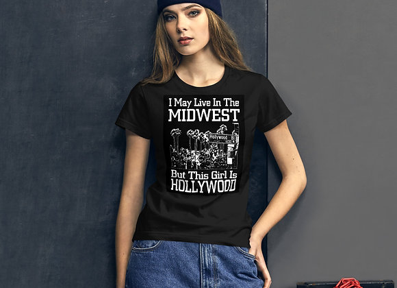 Midwest Hollywood Women's short sleeve t-shirt