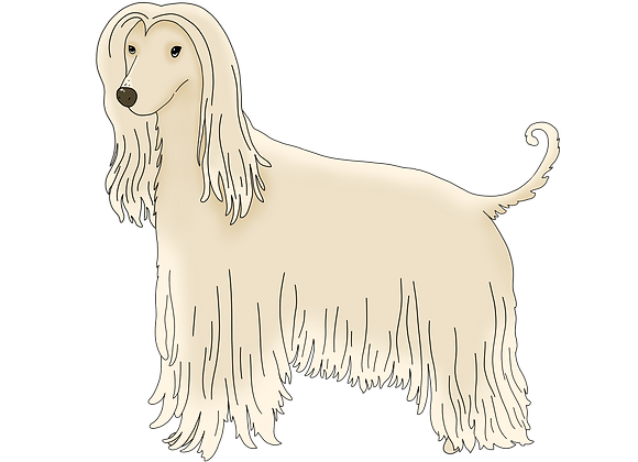 Adult Coloring Pages - 3 Adult Coloring Pages of Dogs