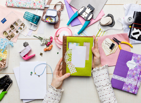 How to Create Your First Scrapbook