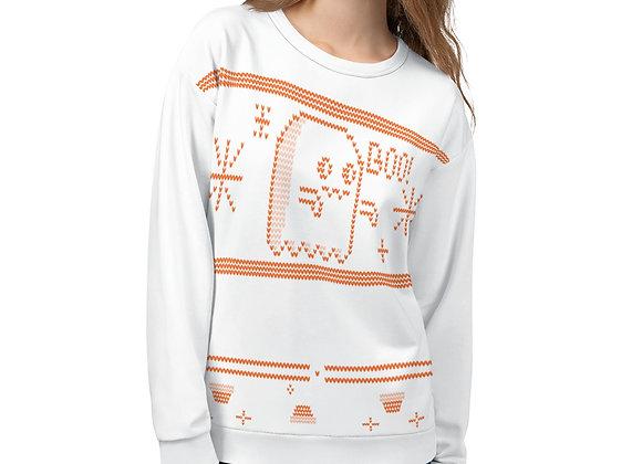 Halloween Ghosts Have Real Spirit Women's Unisex Sweatshirt
