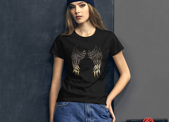 Angel Wings Women's short sleeve t-shirt