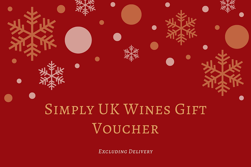 £50 Simply UK Wines e-Gift Voucher