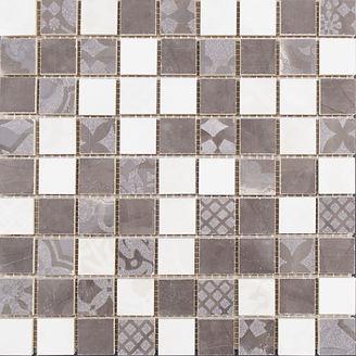 1932-0013 МЕРАВИЛЬ мозаика 30х30 натуральная 385 руб. шт.