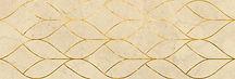 1664-0157 МИЛАНЕЗЕ ДИЗАЙН декор 20х60 тресс крема 499 руб. шт.
