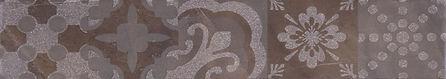 1504-0152 МЕРАВИЛЬ бордюр 8x45 темный 198 руб. шт.