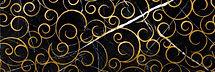 1664-0148 МИЛАНЕЗЕ ДИЗАЙН декор 20х60 флорал неро 578 руб. шт.