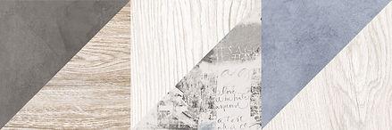 1064-0167 Плитка настенная ВЕСТАНВИНД декор 1 натуральный 20х60 742 руб. м.кв.