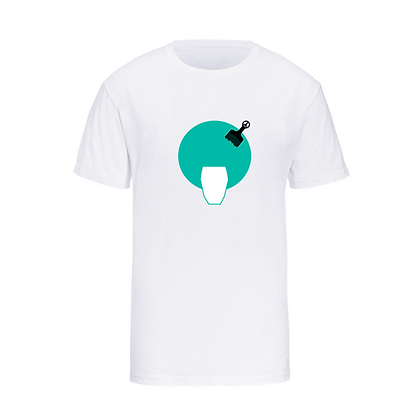 SOLECLEAN Unisex T-Shirt Design: Afro Kamm