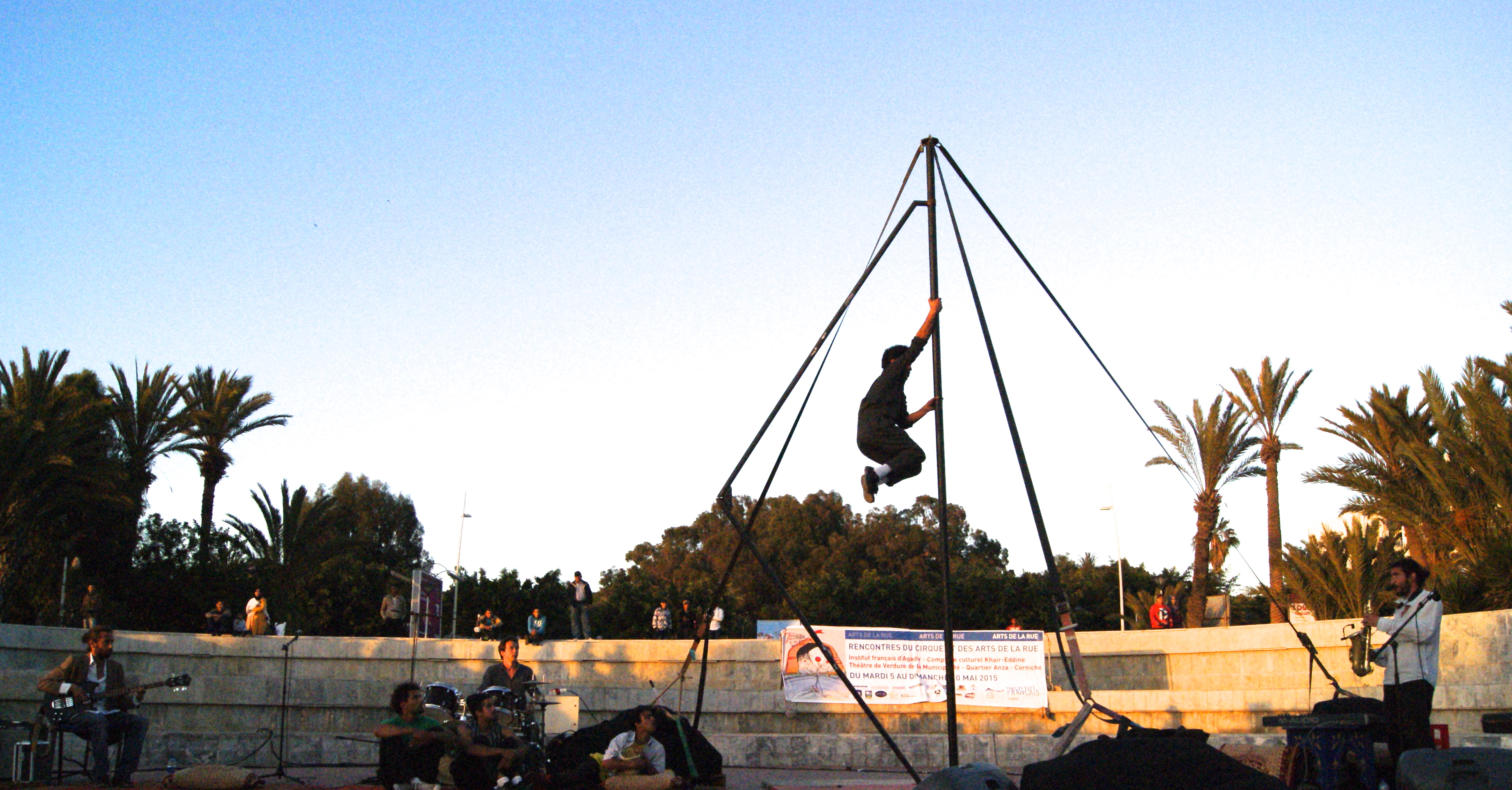 Rencontres des arts du cirque AGADIR