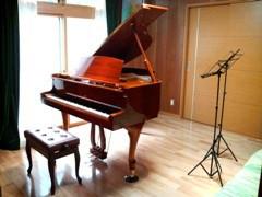 ピアノ&譜面台