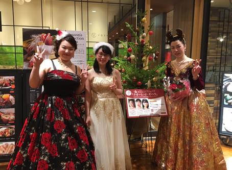 クオーレ歌手によるクリスマスコンサートinYOSHIMI調布PARCO店