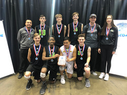 Boys 16B 2nd Place Chicago Tournament