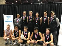 Boys 18B Wins Chicago Tournament