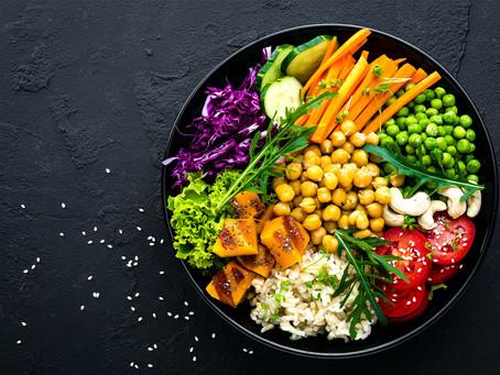 Ich bin Vegetarier – gesund leben mit All4Lunch