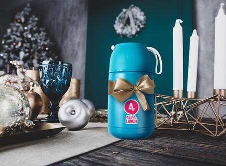 All4Lunch unterm Weihnachtsbaum – die Geschenkidee!