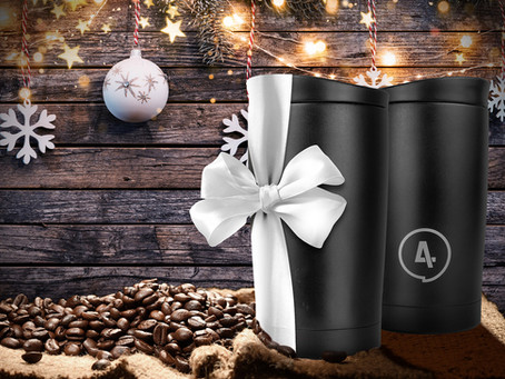 Sinnvolles Geschenk: Coffee-to-go Becher von All4Lunch