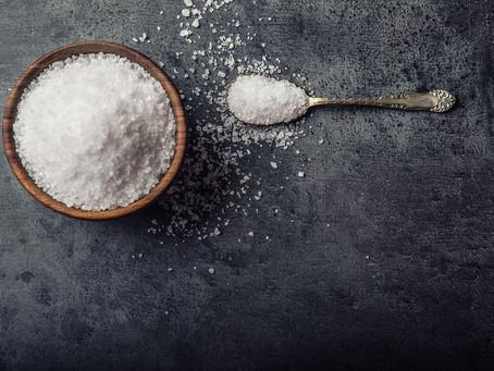 Salz – das weiße Gold