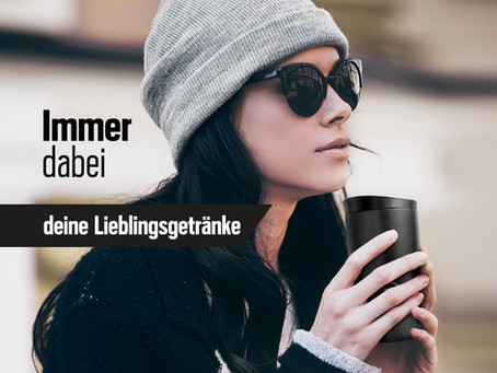 Der neue Coffee-to-go Becher: umweltfreundlich & stylish
