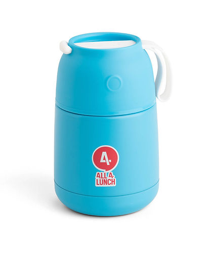 All4Lunch Edelstahl Warmhaltebox 450 ml