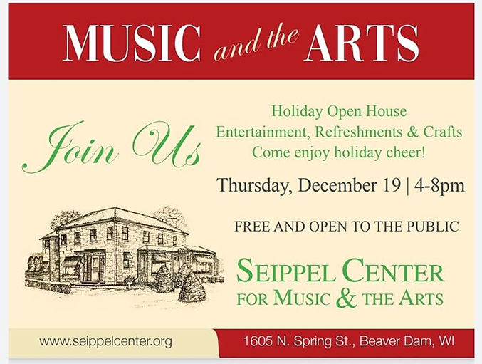 Join us for holiday merriment at The Sei